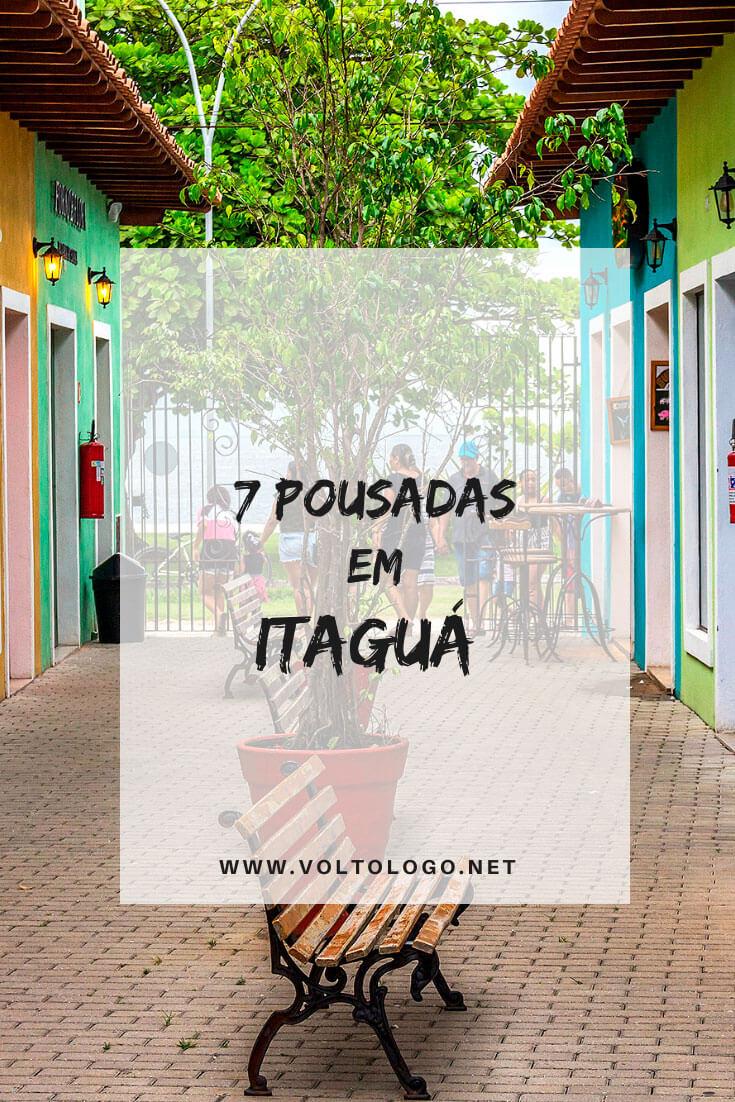 Melhores pousadas em Itaguá: Dicas de pousadas e hotéis para você se hospedar durante a sua viagem a Ubatuba, no litoral de São Paulo. [Hospedagens de todos os preços para você reservar!]