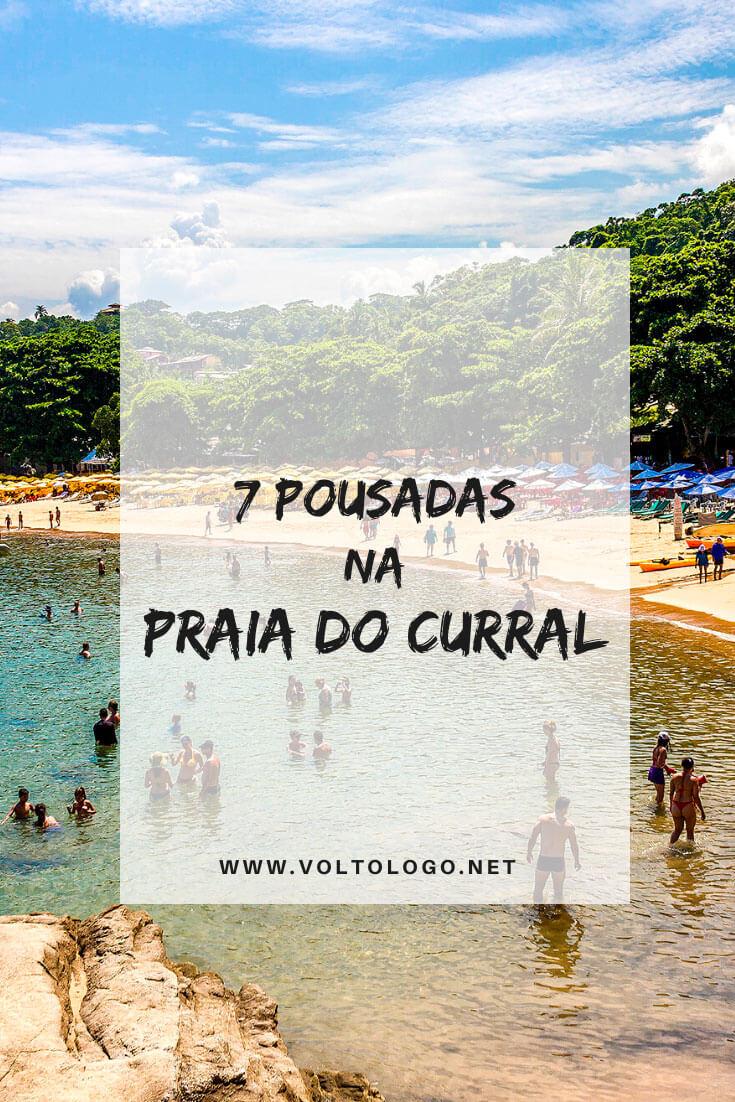 Melhores pousadas na Praia do Curral, em Ilhabela: Dicas de acomodações para você se hospedar em uma das praias mais famosas do litoral norte de São Paulo. [Opções de hospedagens de todos os preços para você reservar!]