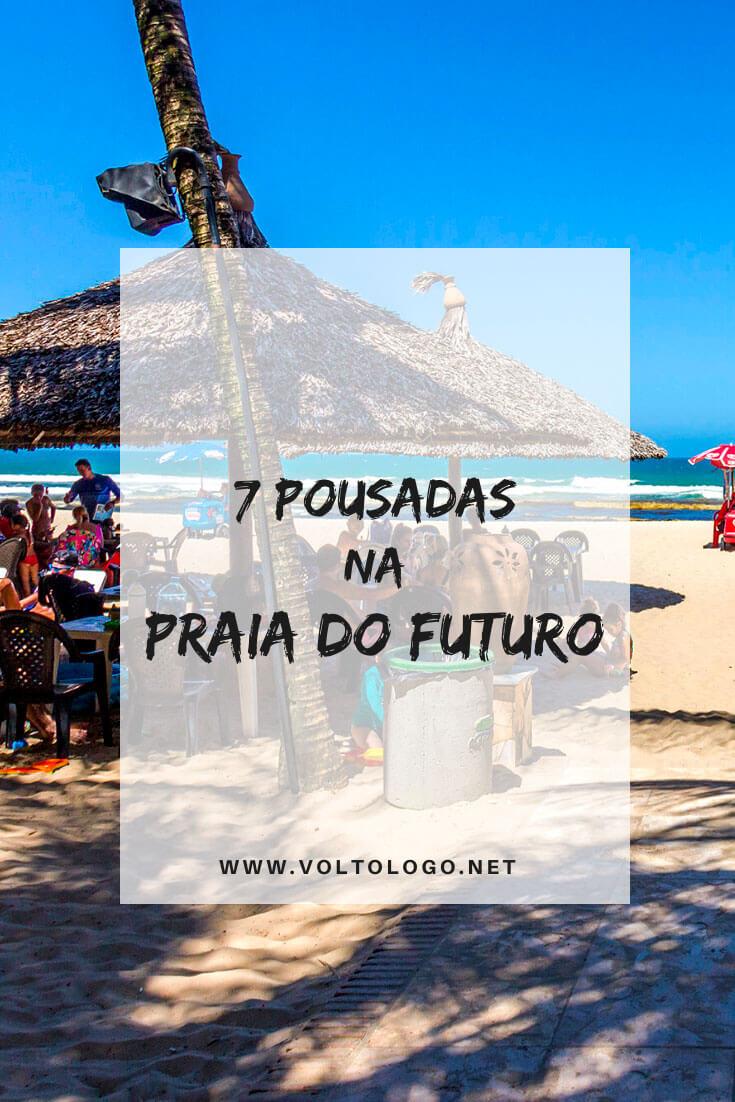 Melhores pousadas na Praia do Futuro, em Fortaleza: Descubra quais são os melhores hotéis para a sua estada na capital do Ceará. [Hospedagens de todos os preços para você reservar!]