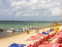 pousadas em Barra de São Miguel - Alagoas