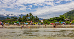 pousadas na Praia da Lagoinha - Ubatuba