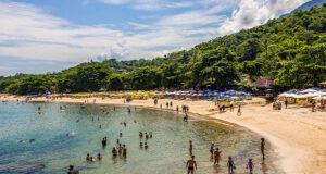 pousadas na Praia do Curral - Ilhabela