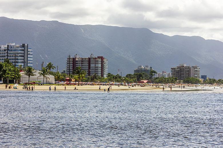 pousadas pé na areia litoral norte sp