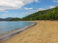 pousadas na Praia do Lázaro - Ubatuba