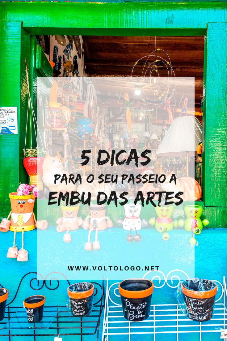 Embu das Artes, em São Paulo: Tudo o que você precisa saber para organizar o seu passeio. [Como chegar, pousadas, o que fazer, como funciona a Feira de Artesanato e dicas de restaurantes]