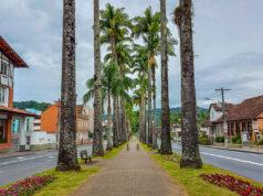 onde ficar em Blumenau - Santa Catarina