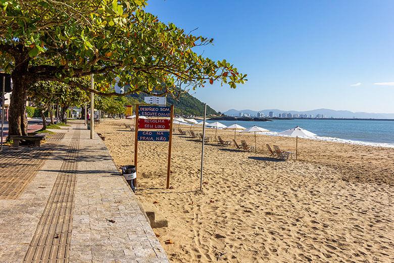 lugares para se hospedar em Itajaí