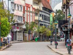 pousadas baratas em Blumenau - Santa Catarina