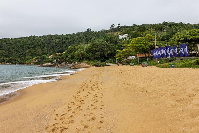 praias para ficar em Balneário Camboriú