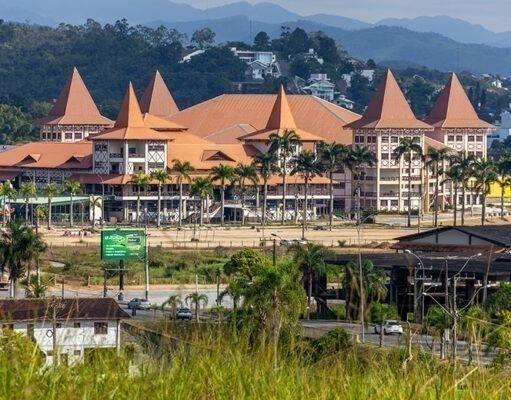 pousadas em Brusque - Santa Catarina