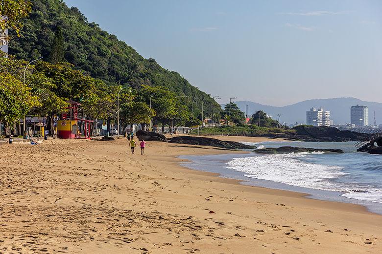 Praia de Cabeçudas Itajaí