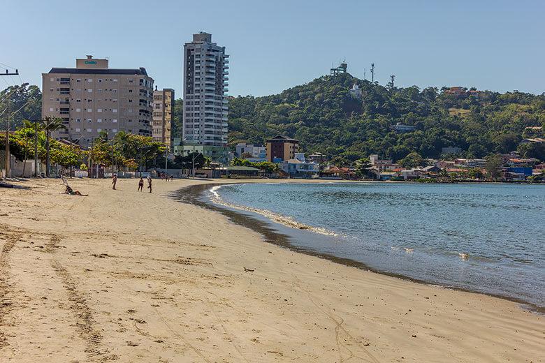 Praia do Canto de Itapema
