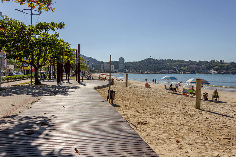 Praia do Centro de Itapema