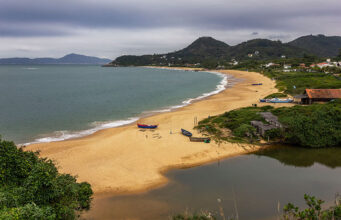 praias de Balneário Camboriú - Santa Catarina