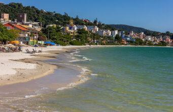 praias de Bombinhas - SC