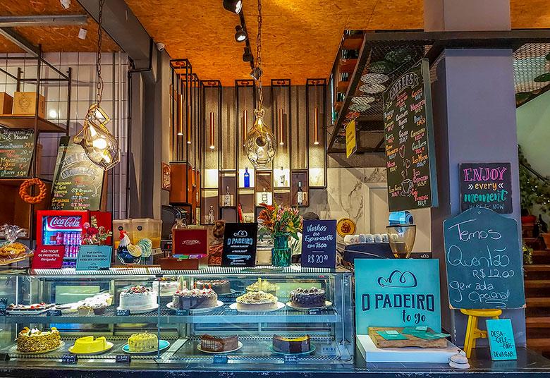 cafés em Balneário Camboriú