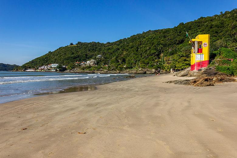 melhor época para viajar a Itajaí