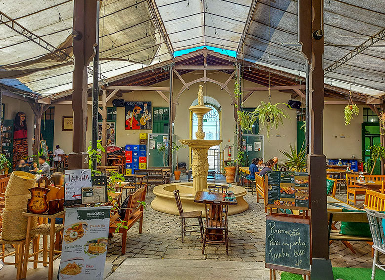 onde comer em Itajaí - Bares e Restaurantes
